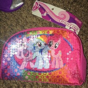 My little pony Storage Case Purse Clutch